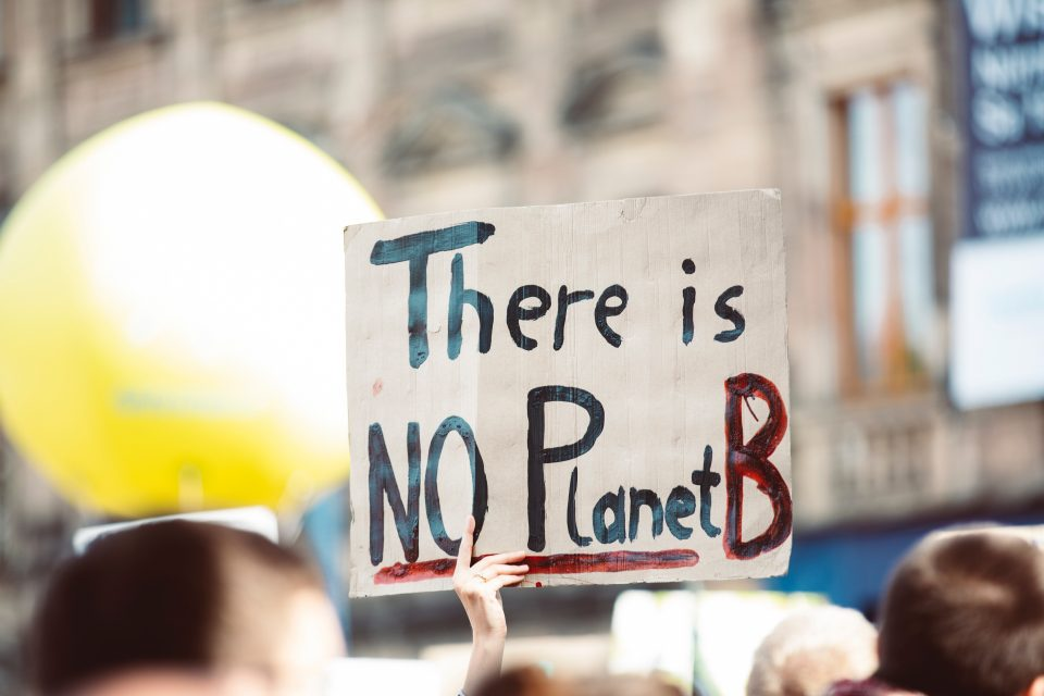 Aktivismus, Umweltschutz, Klimastreik
